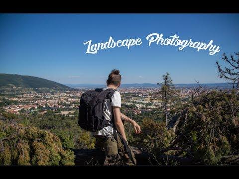 Landscape Photography • Il VULCANO di Prato