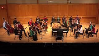"""Prelude"" Son of Flynn (Punk) - Mikael Darmanie, conductor and piano soloist"