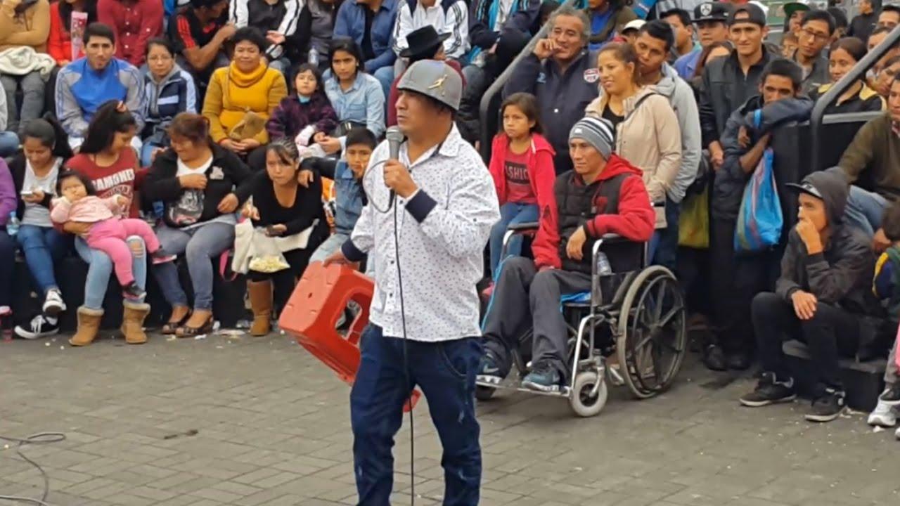 EL SHAGUI CON SUS MEJORES CHISTES !!   Comicos Ambulantes 2016