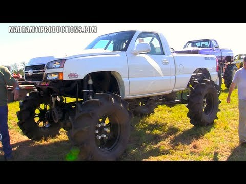 "Fastest Diesel Truck >> DURAMAX POWERED MEGA MUD TRUCK AKA THE ""MILKMAN"" - YouTube"