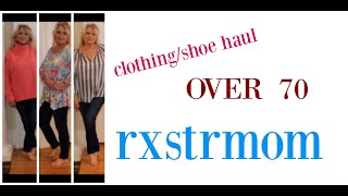 Clothing Haul ~ OVER 70 ~Tops …
