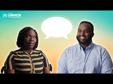 Questions You've Always Wanted To Ask A Refugee // Presented by BuzzFeed and USA for UNHCR