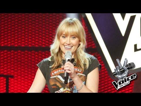 ישראל 3 The Voice - טליה לונדונר - Free Falling