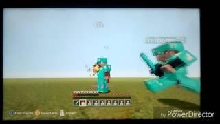 Minecraft PvP Xbox 360 Ft.FMGamer
