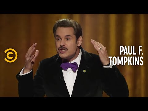 Paul F. Tompkins: Crying and Driving - A Generation with Choices
