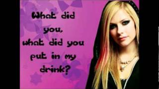 Avril Lavigne - Smile (Clean Version) lyrics w/ download link