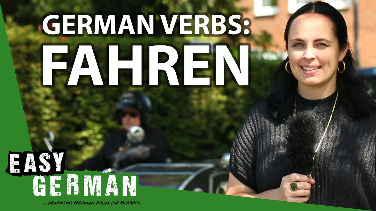 German Verbs: Fahren | Super Easy German (146)