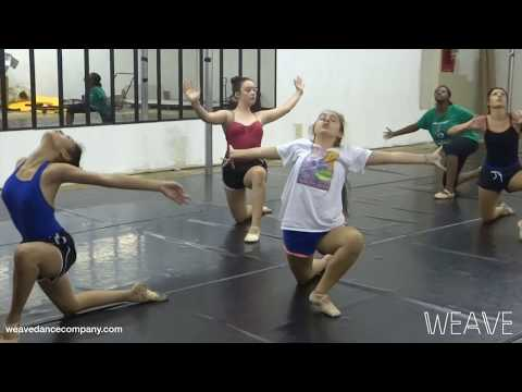 Chattanooga Dance Class - Abnormal Ballet Variation - WEAVE Dance
