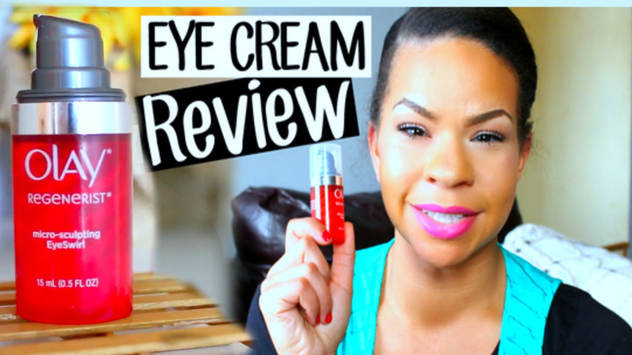 Review Olay Regenerist Micro Sculpting Eyeswirl Sensational Finds