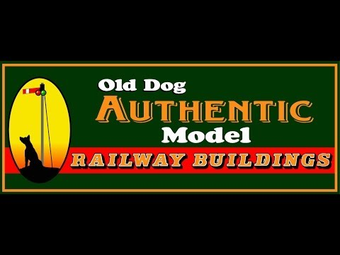 Pedestrian Footbridge Part3 Assembly Olddog Authentic Model Railways & Hobbies