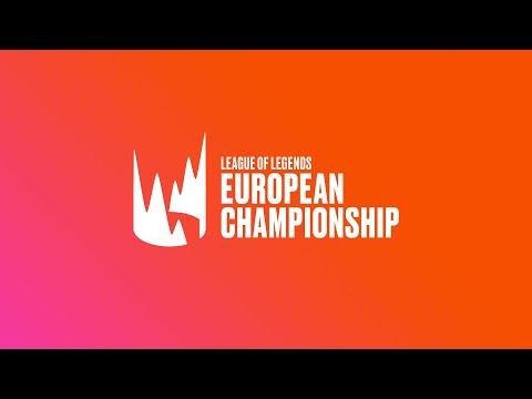 [PL] League of Legends European Championship Lato 2021   W1D1   TV: Polsat Games (kanał 16)