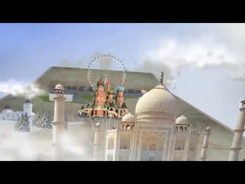 Mighty Tours & Travel Motion Graphics
