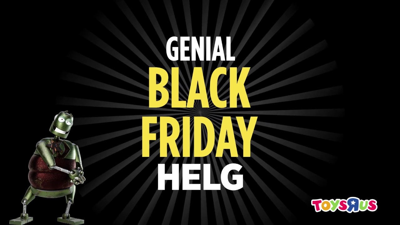black friday helg