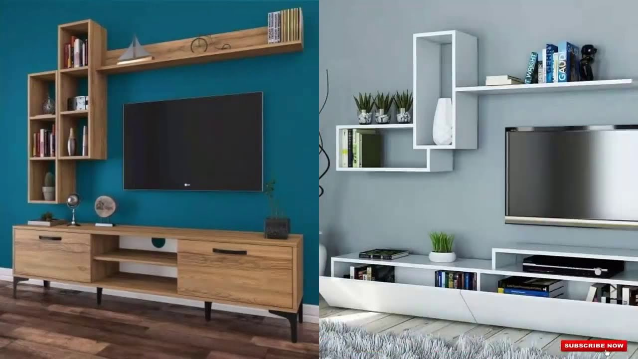 Living Room Tv Cupboard Design Ideas Modern Tv Cupboard Design Dhiman Hardware Store Youtube