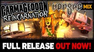 Carmageddon: Reincarnation Launch Trailer [Morgue music mix]