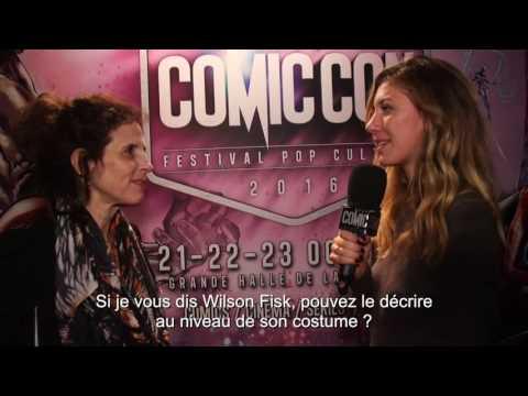Comic Con Paris 2016   Recap Jour 1