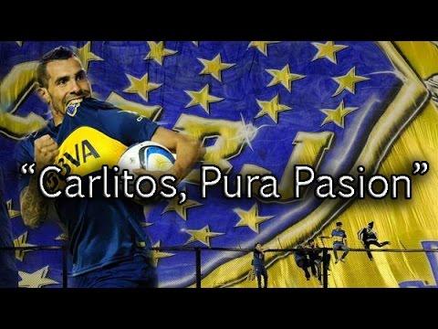 Carlitos, Pura Pasión - Los Nocheros l Homenaje a Tevez (Emocionante Video)