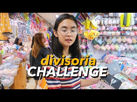 P1000 DIVISORIA HAUL | Princess And Nicole