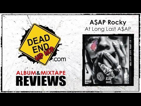 ASAP Rocky - At.Long.Last.A$AP Album Review | DEHH