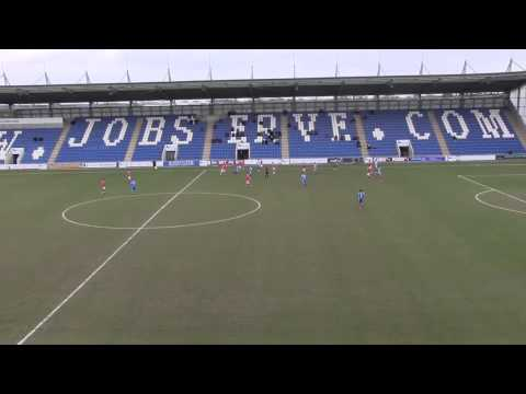 Jamie Horgan vs Colchester Utd (2014-15)