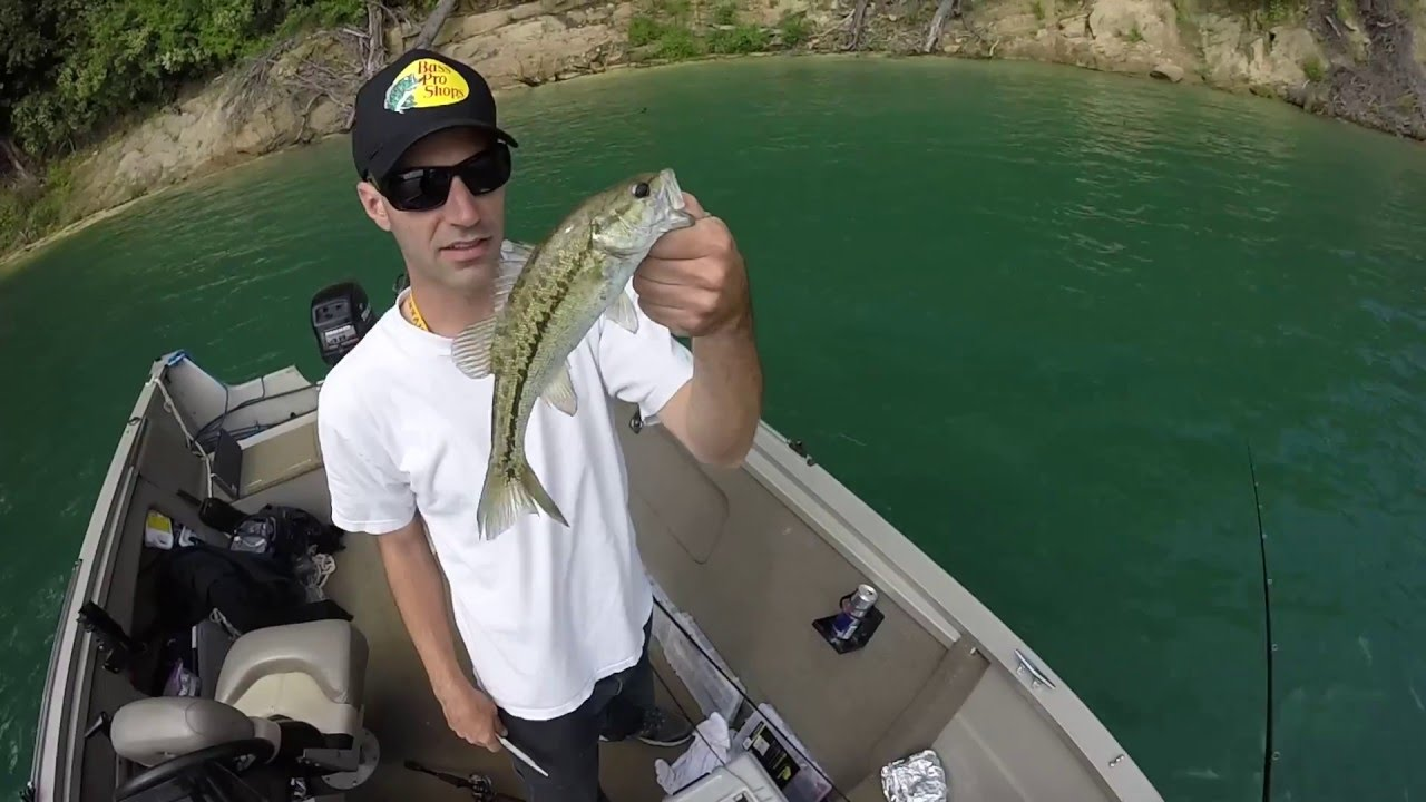 Episode10 return to bullards bar youtube for Bullards bar fishing report