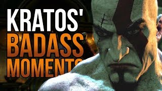 Kratos' Top 5 Badass Moments (God of War)