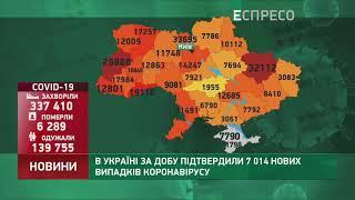 Коронавірус в Украі ні статистика за 24 жовтня