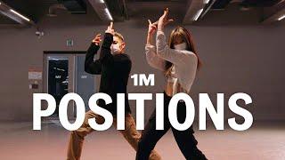 Ariana Grande - positions / Tina Boo Choreography