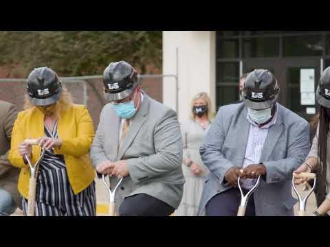 Lee's Summit High School Groundbreaking (2020 No Tax Rate Increase Bond Issue)