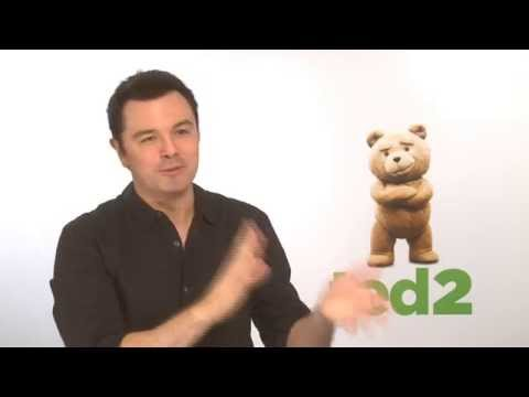 We talk to the cast of Ted 2