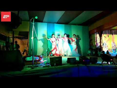premer-joare-bhasabe-rabindra-sangeet-performed-by-girls-|-editor-paul-|-nf-2018
