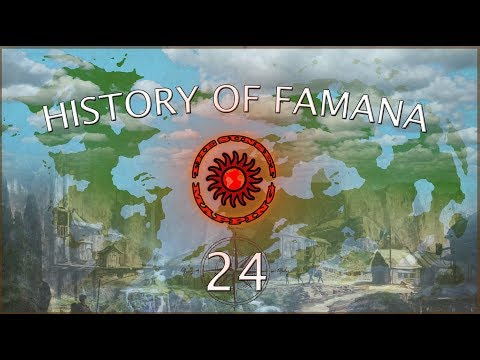 History Of Famana | Episode 24 | Three steps outward