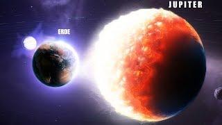 Wie kann man den Jupiter zerstören?(Tu es nicht!)