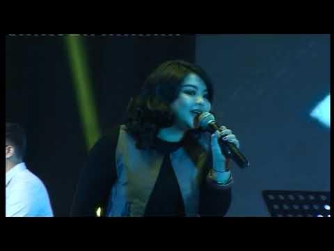 Erucakra & C Man ft Chelsea Hadi - Isn't She Lovely Live @ North Sumatra Jazz Festival 2017