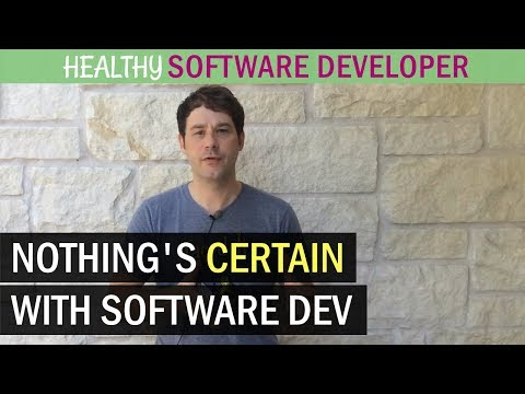 How UNCERTAINTY Impacts Software Development Processes!