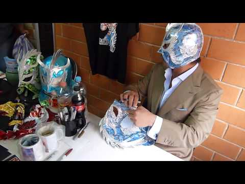ULTIMO DRAGON CAMBIA MÁSCARA