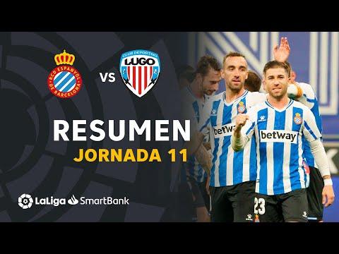 Espanyol Lugo Goals And Highlights