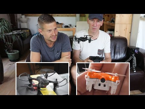 Can you get hooked into droning with either a Skeye Nano 2 FPV or the new Fader by TRNDLabs?