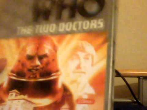 Who Reviews: The Two Doctors (with A Fix with Sontarans)