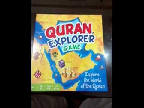 Quran Explorer Game - Nusagates