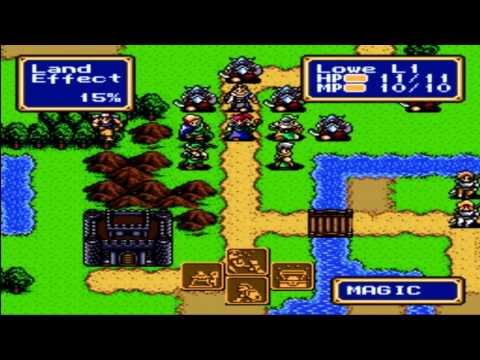 "Let's Play Shining Force ""Battle to Alterone"" Part 1/2"