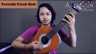 Chord Gampang (Terlatih Patah Hati - The Rain) by Arya Nara (Tutorial)