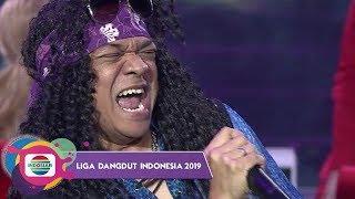 GOKILL!! Suara Tinggi Candil Bikin Penonton Ikut Menyanyi 'ISABELLA' | LIDA 2019