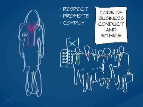 Sample Code Of Conduct Training Video - Youtube