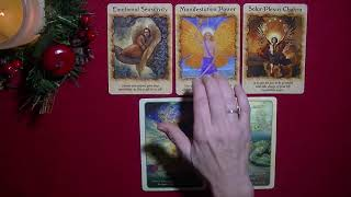 CAPRICORN ~ A SPECIAL Holiday Oracle Reading for You