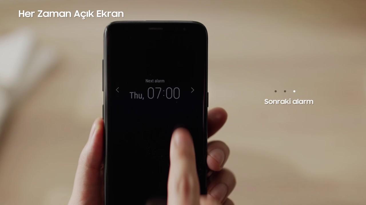 samsung s8+ mini arama kaydı görünmüyor
