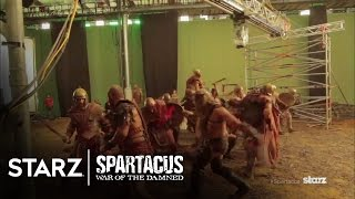 Spartacus: War of the Damned --In Production Now