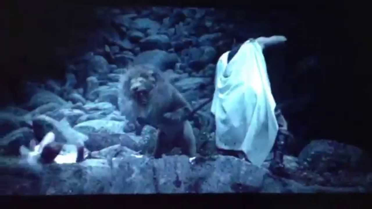 The Legend of Hercules : The Death of Lion Scene - YouTube