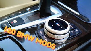 🏆| Top 10 BMW Cheap Mods Under $20 | That Will Make Your Car Look and Perform Better |🏆