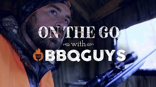Grilled Venison on Memphis Pellet Grill | On the Go with BBQGuys | Deer Hunting & Smokehouse Tours